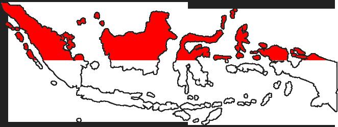 34 Provinsi di Indonesia  dan Ibukotanya elang766